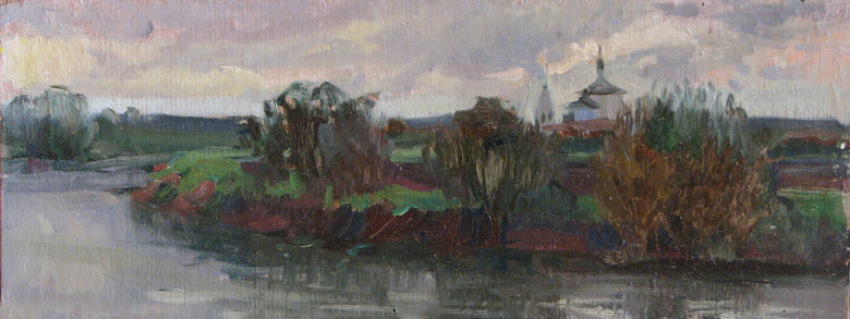 Пейзаж осень россия русский пейзаж